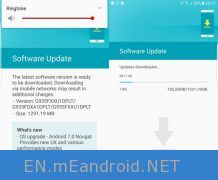 How to Download and Install Galaxy S7 Edge Android 7.0 Nougat update 2017