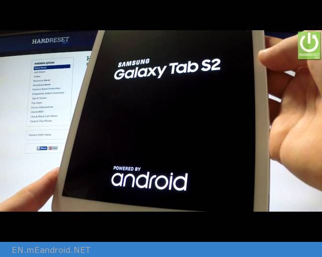 How to root Samsung Galaxy Tab S2 9.7 on Android 7.0 Nougat