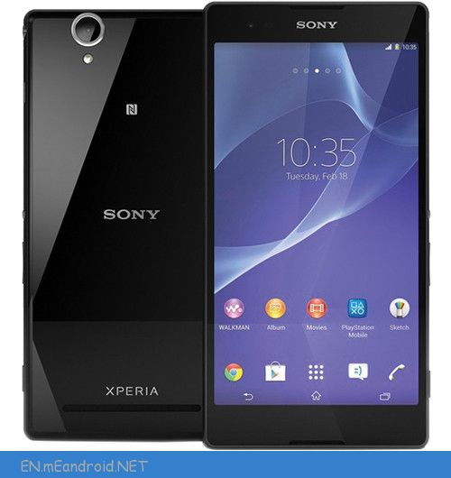 sony xperia t2 ultra firmware download