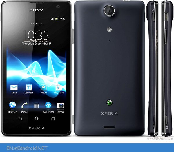 How To Install Android 4 1 Jelly Bean on Sony Xperia TX