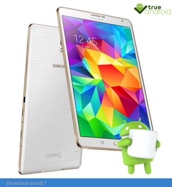 Root Samsung Galaxy Tab S 8 4 SM-T700 On Android 6 0 1