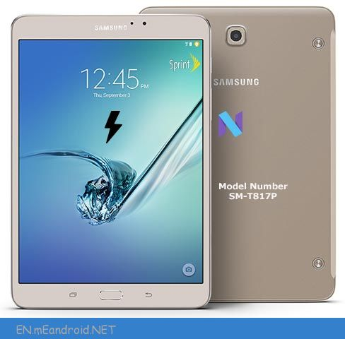 Root Samsung Galaxy Tab S2 SM-T817P On Android 6 0 1 Marshmallow