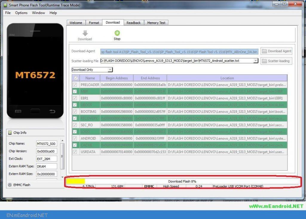 Motorola Firmware Tool