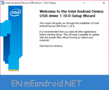 Download Intel Android USB Driver 2018